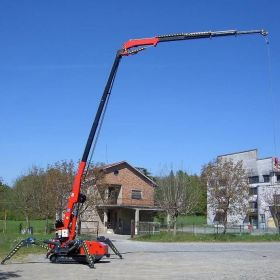 Dźwig mini Kegiom Lifting Cobra 5000